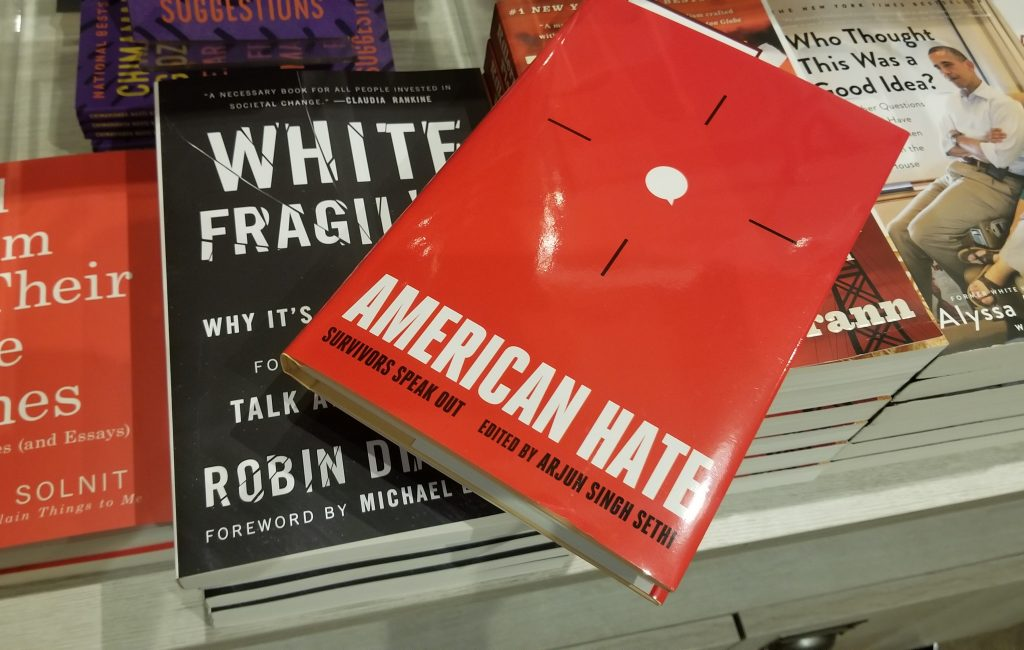 "Surviving and Conquering Hate: Reflections on Arjun Sethi's ""American Hate"""